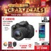 Canon DSLR EOS-700D Camera Amazing Offer at Emax