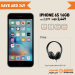 Apple iPhone 6S 16GB Awesome Offer at Axiom