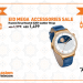 Huawei Smartwatch G201 Leather Strap Offer at Axiom