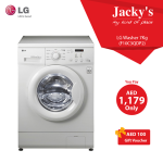 LG Washer F10C3QDP2 at Jacky's