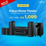 Onkyo HT-S3705 Home Theater System Offer at Plug Ins Online Store