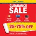 Clearance Sale at Plug Ins