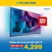 Philips 65PUT6800 4K UHD 65″ LED Smart TV Offer at Plug Ins
