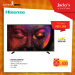Hisense 55″ 4K Smart TV Gitex Offer at Jacky's
