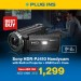 Sony HDR-PJ410 Handy Cam Offer at Plug Ins