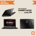 MSI VR Ready Gaming Laptops Offer at Axiom Online Store