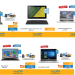 DSF Amazing Offers On Laptops at Sharaf DG
