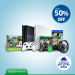 DSF up to 50% Discount Offers on Games at LuLu