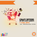Crazy CEF Offers at Axiom's stand Expo Center Sharjah