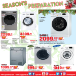 Special Christmas Season Offer at Geant
