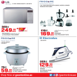 Great DSF Offers at Geant Hypermarket