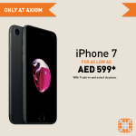 Apple iPhone 7 Amazing Offer at Axiom