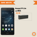 DSF Huawei P9 Lite Smartphone Offer at Axiom