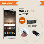 Huawei Mate 9 Smartphone Amazing Deal at Axiom