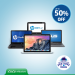 Laptops Great Offers Up to 50% Off at LuLu Webstore