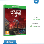 Xbox  one Halo Wars 2 Game Offer at LuLu Hypermarket