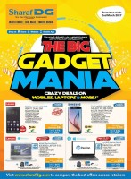 Gadgets Crazy Offers at Sharaf DG