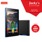 Lenovo Tab 3 T3-730X Tablet Offer at Jacky's