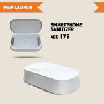 Smartphone Sanitizer Offer at Axiom Online Store