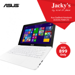 Asus EeeBook Notebook E202SA-FD0012T Offer at Jacky's
