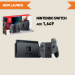 Nintendo Switch Portable Console Offer at Axiom