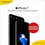 Apple iPhone 7 Awesome Offer at Plug Ins Online Store