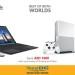 Microsoft Surface and XBOX Best Combo Offer at Sharaf DG