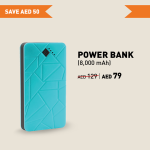 My Candy Power Bank Great Offer at Axiom