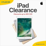 Apple iPad Clearance Sale at Plug Ins Online Store