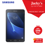 Samsung Galaxy SMT280N Tablet Offer at Jacky's