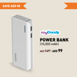 My Candy Power Bank Amazing Offer at Axiom