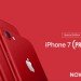 Apple iPhone 7 Red Offer at Sharaf DG