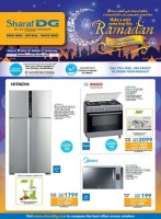 Ramadan Offers on Home Appliances at Sharaf DG
