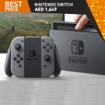 Nintendo Switch Portable Console Offer at Axiom Online Store