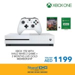 Microsoft XBOX One 1TB Gaming Console Offwer at Shraf DG Online Store