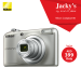 Nikon Coolpixa 100 Camera Offer at Jacky's