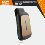 Smart ISIM Duos Sim Adaptor Offer at Axiom