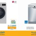 Home Appliances Offers at Sharaf DG