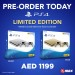 Pre Order the PS4 Limited Edition 500 GB Console at Emax
