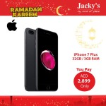 Apple iPhone 7 Plus 32GB Offer at Jacky's