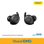 Jabra Elitesport Bluetooth Headset Offer at Sharaf DG