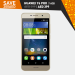 Huawei Y6 Pro Dual Sim Gold Color Smartphone Offer at Axiom