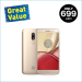 Lenovo Moto M 4G Smartphone Offer at Plug Ins