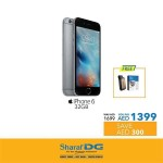 Apple iPhone 6 32GB Offer at Sharaf DG