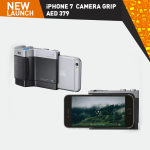 iPhone Camera Grip Offer at Axiom