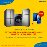 Samsung Home Appliances Offers at Plug Ins Online Store