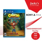 Sony PS4 Crash Bandicoot N Sane Trilogy Game Offer at Jacky's