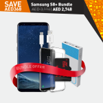 Samsung S8 Plus Smartphone Samsung S8 Plus Smartphone Bundle Offer at Axiom