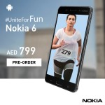 Pre Order Nokia 6 32GB 4G  Dual Sim Smartphone at Axiom