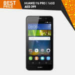 Huawei Y6 Pro 16GB Smartphone Offer at Axiom